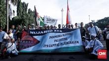 Komentar Netizen dalam #AksiBelaPalestina1712