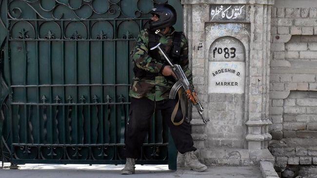 Penembakan Tewaskan Dua Jemaat Gereja di Pakistan