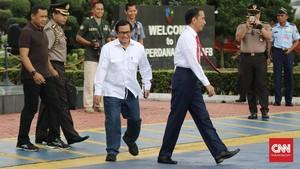 Jokowi Sapa Ribuan Millenial di Bandung