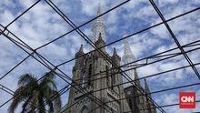 Registrasi Online dan Aturan Saat Misa Natal di Katedral