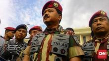 Teka-Teki KSAU Baru Usai Marsekal Hadi Jadi Panglima TNI