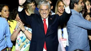 Miliader Konservatif Chile Menang Pemilihan Presiden