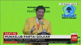 VIDEO: Airlangga: Golkar Dukung Jokowi di Pilpres 2019