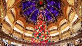6 Pohon Natal Unik di Berbagai Negara