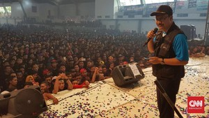 Dangdut Koplo, 'Senjata' Gus Ipul di Pilgub Jatim
