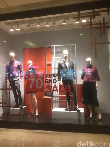 7 Brand Busana dan Sepatu yang Diskon Hingga 70% Saat Long Weekend 1