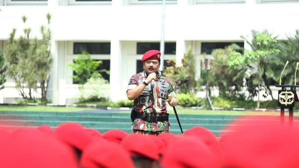 Marsekal Hadi Batalkan Mutasi Pati TNI