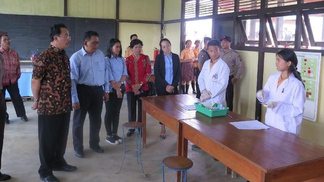 Program Kulminasi Sampoerna Agro untuk Sekolah Berkualitas