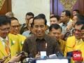 Airlangga Samakan Filosofi Golkar dengan Slogan Kerja Jokowi