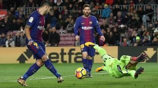Valverde: Barcelona Belum Juara Meski Menang di El Clasico