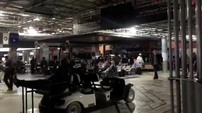 Bandara Atlanta Mati Listrik, 1.000 Penerbangan Dibatalkan