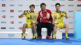 Pelatih: Rekor Kevin/Marcus Bikin Bangga Indonesia