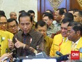 Airlangga: Jokowi Nyaman Berpasangan dengan Kader Golkar