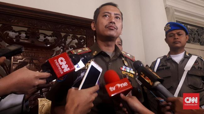 Massage Institution in Southern Jakarta Affected by OTT for