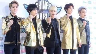 SHINee Gelar Konser Emosional Perdana Tanpa Jonghyun