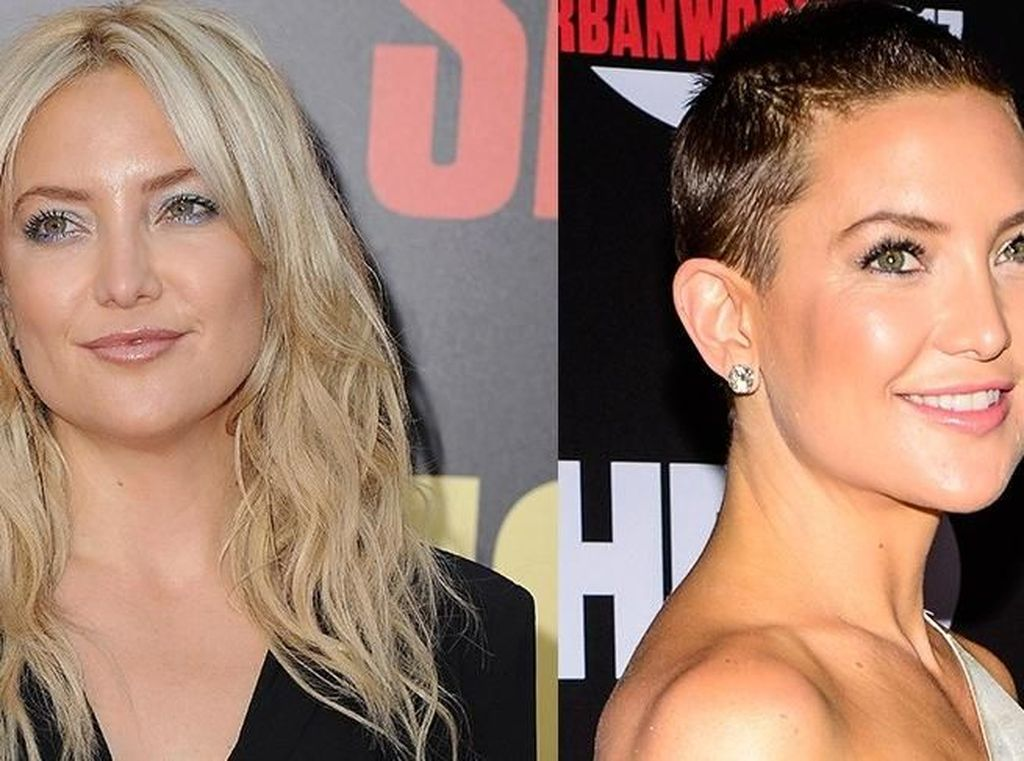 Perubahan Rambut Selebriti yang Mengejutkan di 2017