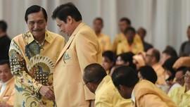 Perombakan DPP, Ical Serahkan ke Airlangga, Luhut Yakin Nihil