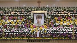 SM Entertainment Bikin Ruang Memorial Resmi Jonghyun 'SHINee'