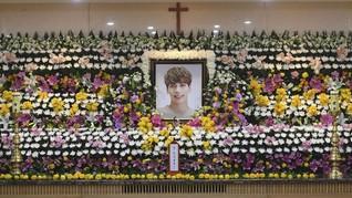 Kematian Jonghyun dan Kegilaan Industri Rp63 Triliun