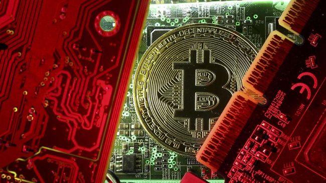 OJK 'Ogah' Campur Tangan Kajian Bitcoin Bappebti