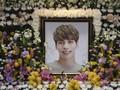Para Bintang Korea Kenang Jonghyun 'SHINee' Usai Pemakaman