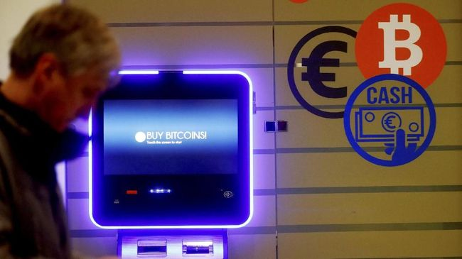 Jual Beli Uang Kripto Capai Rp100 M per Hari di Indonesia