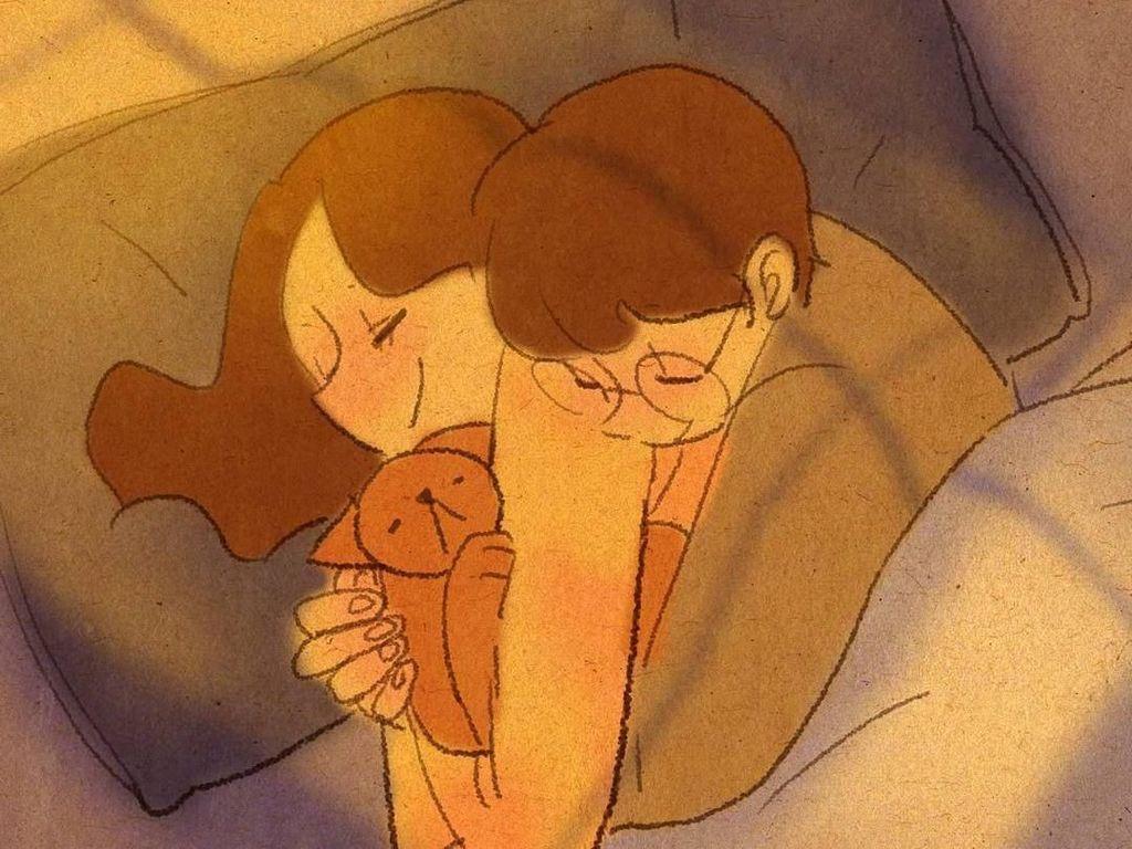 10 Foto Ilustrasi yang Gambarkan Cara Sederhana Buat Pasangan Bahagia