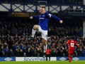 Rooney Cetak Gol, Everton Menang 3-1 atas Swansea