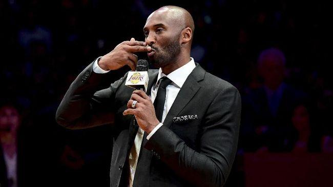 Kobe Bryant Tulis Pesan Terakhir untuk LeBron James