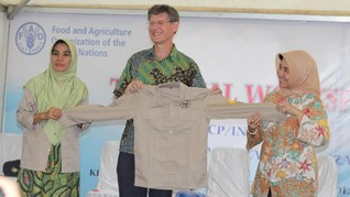 FAO Bangun Pemrosesan Sagu Terintegrasi Pertama di Dunia