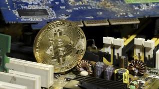 Harga Bitcoin Anjlok Jadi Rp73 Juta, Terendah Sejak 2017