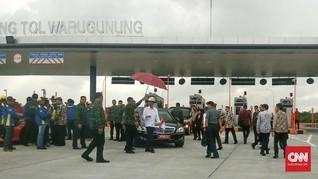 Jokowi Optimis Tol Sepanjang Jawa Rampung Akhir 2019