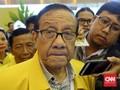 Akbar Tanjung Yakin Jokowi Tak Pakai Kekuasaan Bantu Gibran