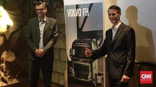 Volvo 'Pede' Penjualan di 2018 Akan Tumbuh Lebih Baik