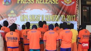 Berantas Narkotik, Kapolda Jatim Larang Anggota Tidur Siang