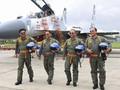 Terbangkan Sukhoi, Panglima TNI 'Kerjai' Kapolri, KSAD, KSAL