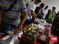 Polisi Ungkap Narkoba Berkedok Minuman Kemasan di Sunter