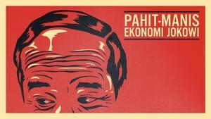 Pahit-Manis Ekonomi Jokowi di Tahun Ayam Api
