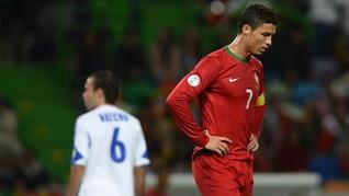 Ketika Ronaldo Dijadikan Simbol Perlawanan terhadap Israel