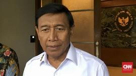 Temui Jokowi, Wiranto Lapor soal Ba'asyir dan The Family MCA