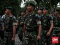 TNI Tegaskan Tak Pakai Senjata dalam Pengamanan Demonstrasi