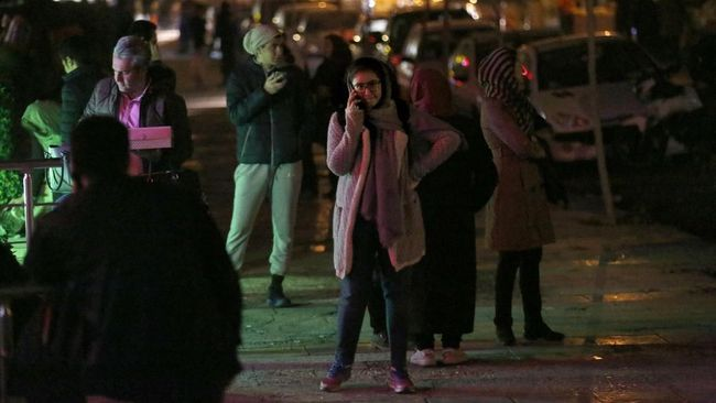 Gempa Magnitudo 5,9 di Iran, Satu Orang Meninggal