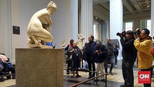 Wisata ke Museum Membantu Tubuh Lebih Sehat