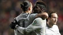 Ibrahimovic Soal Pemecatan Mourinho: Pogba Tak Bisa Dikekang