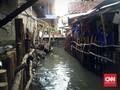 Pelebaran Sungai di Jati Padang Tunggu Musim Hujan Berakhir