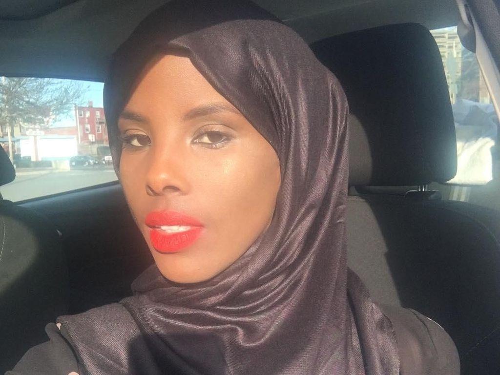 Hamdia Ahmed, Wanita Berhijab Pertama di Kontes Kecantikan AS