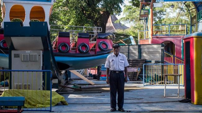 Pergoki Aksi Pencurian Motor, Satpam Kompleks TNI AL Dibacok