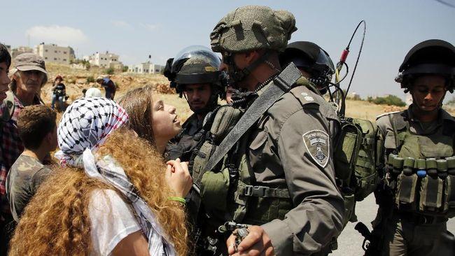 Ahed Tamimi, Remaja Palestina Penampar Tentara Israel