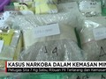 Polisi Bongkar Sindikat Narkoba Berkedok Minuman Kemasan