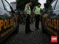 Polri Waspadai Gangguan Keamanan Gara-gara Rupiah Melemah